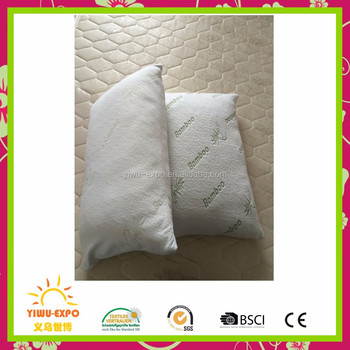king size bamboo pillow cool comfort