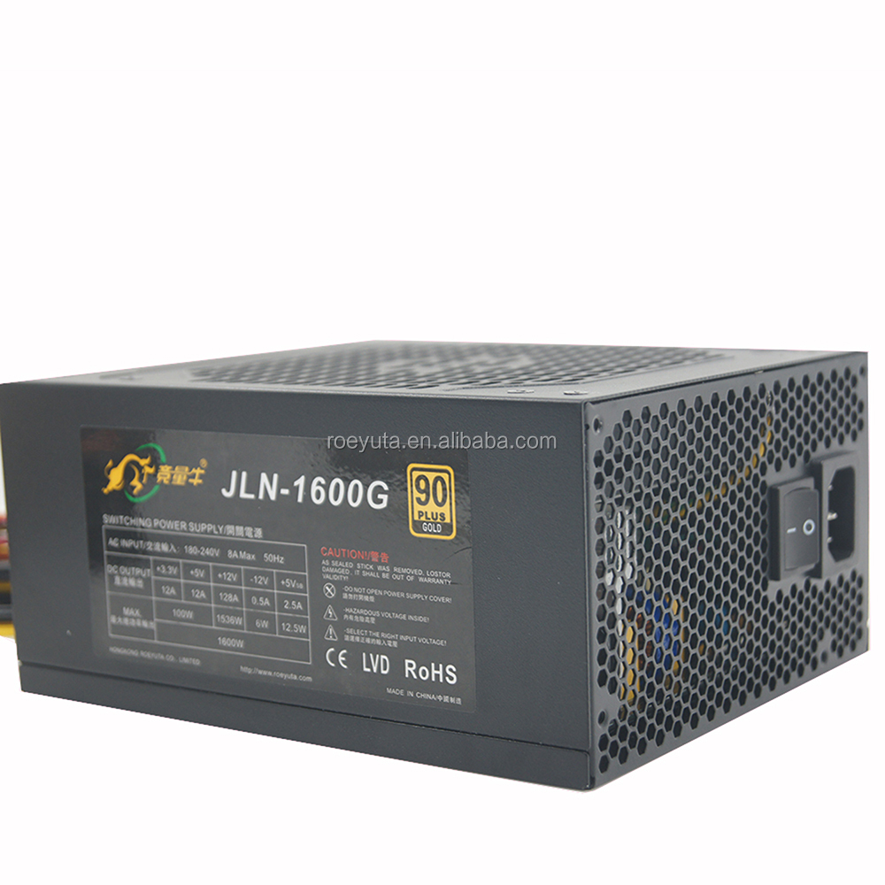 Antminer 1600 W ATX alimentation PC