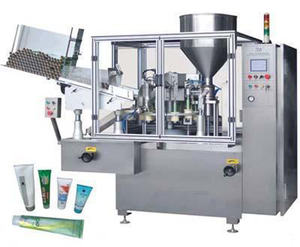 ZHF-100 Cosmetic Industry Automatic Tube Filling Sealing Machine