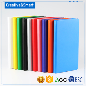 2018 New Design OEM Promotional Mini Brand Name Notebook Wholesale Exercise Blank Notebook