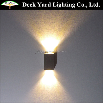 Up/down Wall Pillar Spot Light Led Wall Light Indoor Led Up Down ...