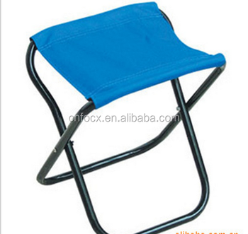 Small Portable Cooler Lawn Hiking Folding Fishing Chair Beach Chairs
