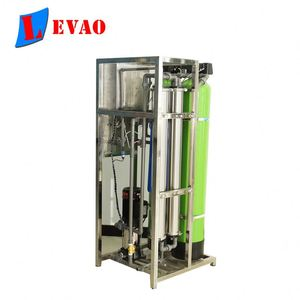 Top Level Activated Carbon Industrial Water Filter 500~10000 Lph Water Plant System For Industries