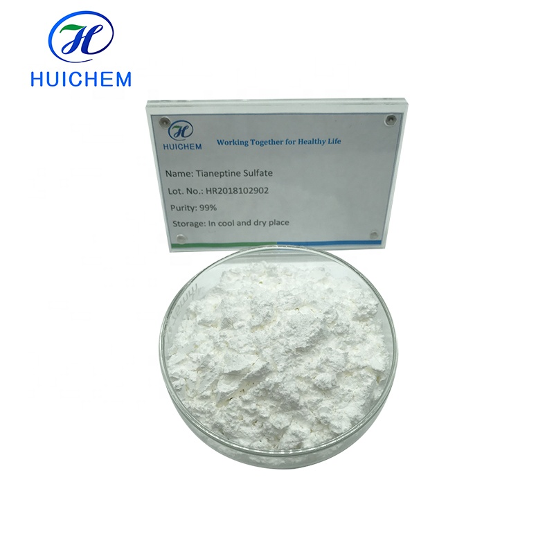 Antidepressant Api,High Quality Tianeptine Sulfate Powder 99%,Cas  1224690-84-9 - Buy Tianeptine Sulfate,Tianeptine Sulfate Powder,Tianeptine  Product