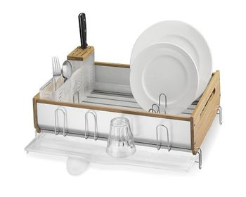 Bamboo Dish Drying Rack.Unique Bamboo Kitchen Dish Rack Holder With Knife Block And Utensil Slot Buy Bamboo Dish Rack Dish Drying Rack Bamboo Knife Block Product On
