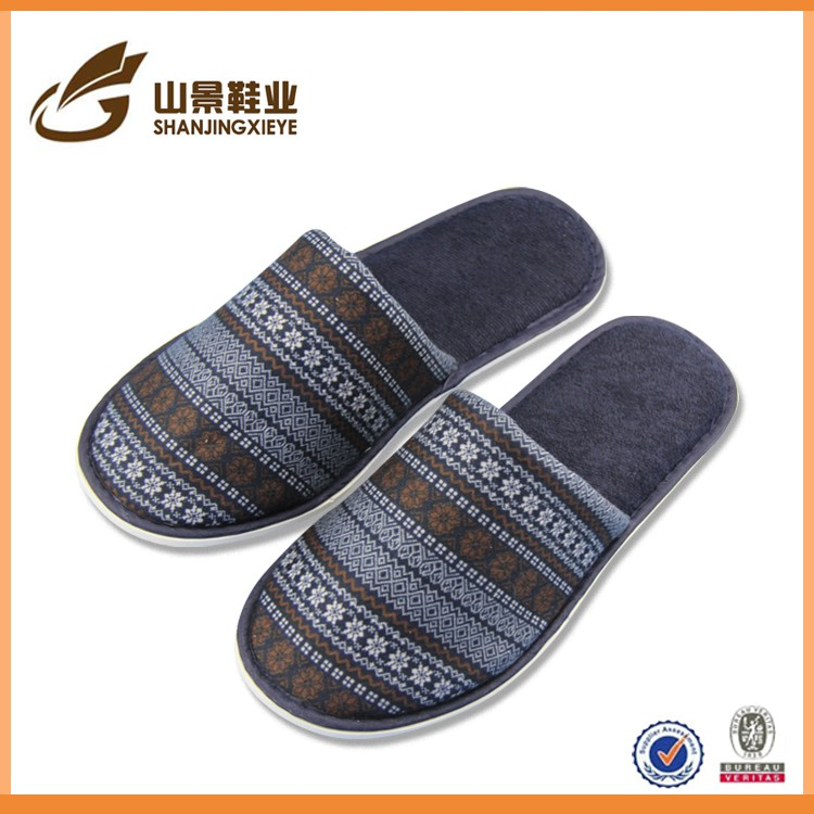 femal casual shoe bead embroidered foot shoe product slipper