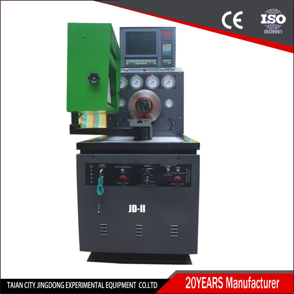2014 Newest JD-II Diesel fuel injection pump test bench with 380V/50Hz