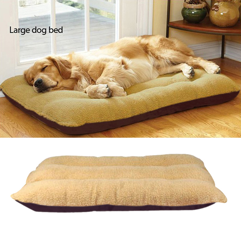 coussin grand chien lits promotion achetez des coussin grand chien lits promotionnels sur. Black Bedroom Furniture Sets. Home Design Ideas