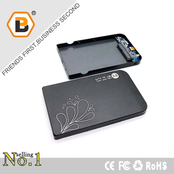 Free Sample 2.5 '' USB 3.0 to SATA hdd cover