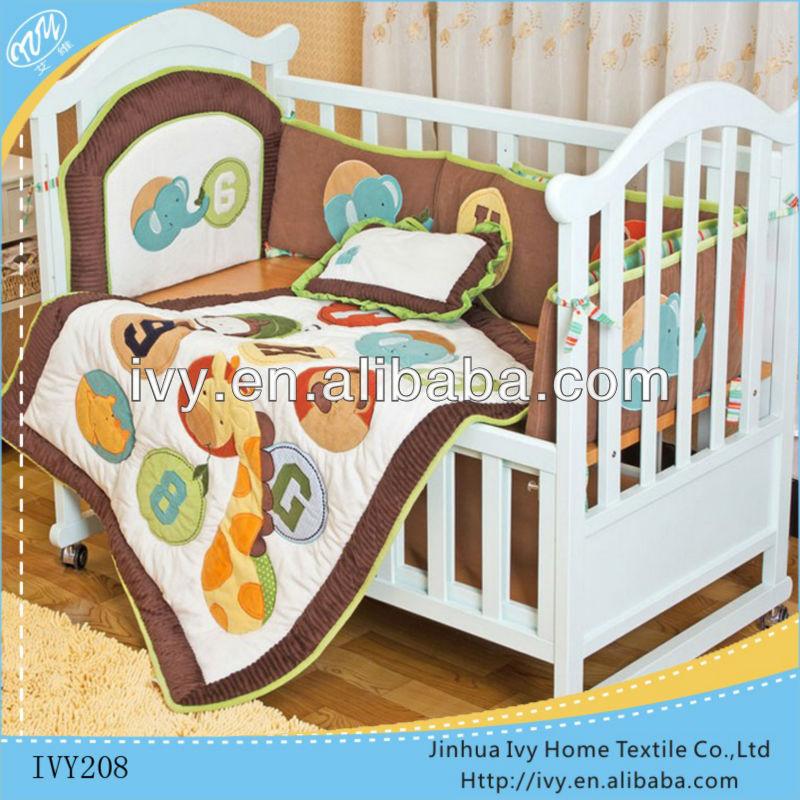 nios modernos camas set juegos de cuna para los gemelos