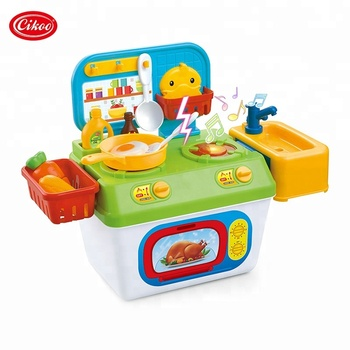 Merveilleux Real Water In Sink Kids Play Kitchen Set Toy Battery Operated Cooking  Utensil   Buy Kids Kitchen Set Toy,Kids Play Kitchen,Battery Operated  Cooking ...