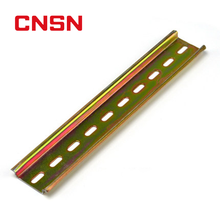 TH35 Standard 35mm stainless steel DIN Rail Aluminum Din Rail Mounted