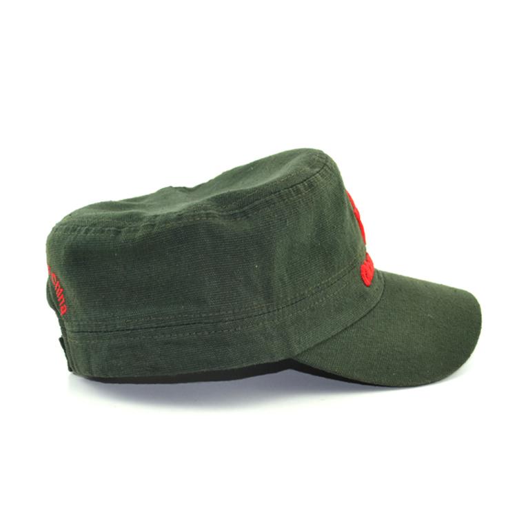 Bordados Bonés E Chapéus Militares Com Estrela Vermelha - Buy ... 993fd32bb80