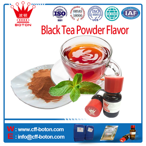 Black Tea Powder Flavor