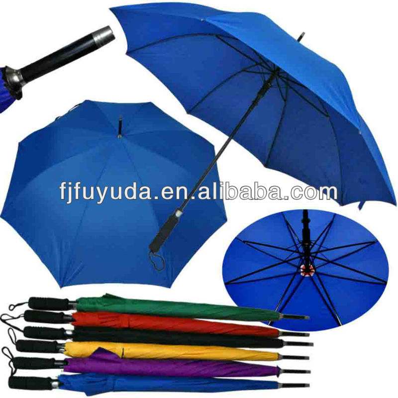 2016 Advertising High quality semi automatic umbrellas