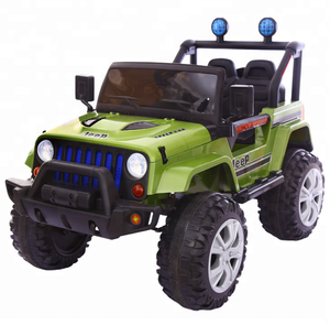 Car children 12V kids electric /Jeep style electric child toy car