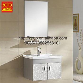 Factory Production Custom Sanitary Vanity Direct Bathroom Vanities With Low Price