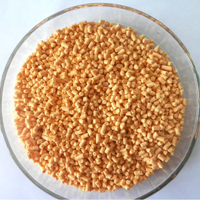 Chemical adc blowing agent masterbatch granule