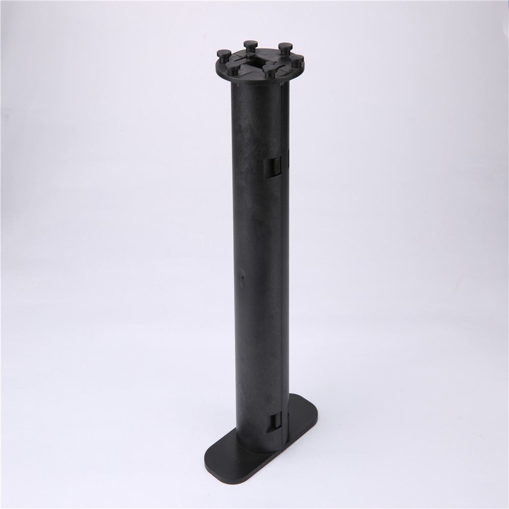 plastic holder for industrial pump