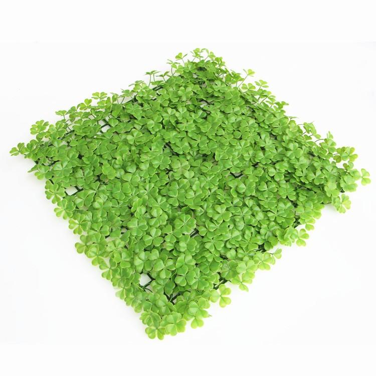 "Zero 20""*20""artificial Hedge Plant Greenery Panels"