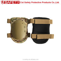 Tactical Knee and Elbow Pads Set Military Safety Equipment PPE Army Combat Safety Gear Paintball Protection