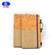 MINI CORK COVER RECYCLED NOTEBOOK WITH PEN