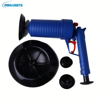 2018 hot selling manual air powered drain cleaner 2ESh0t pipe cleaning tool