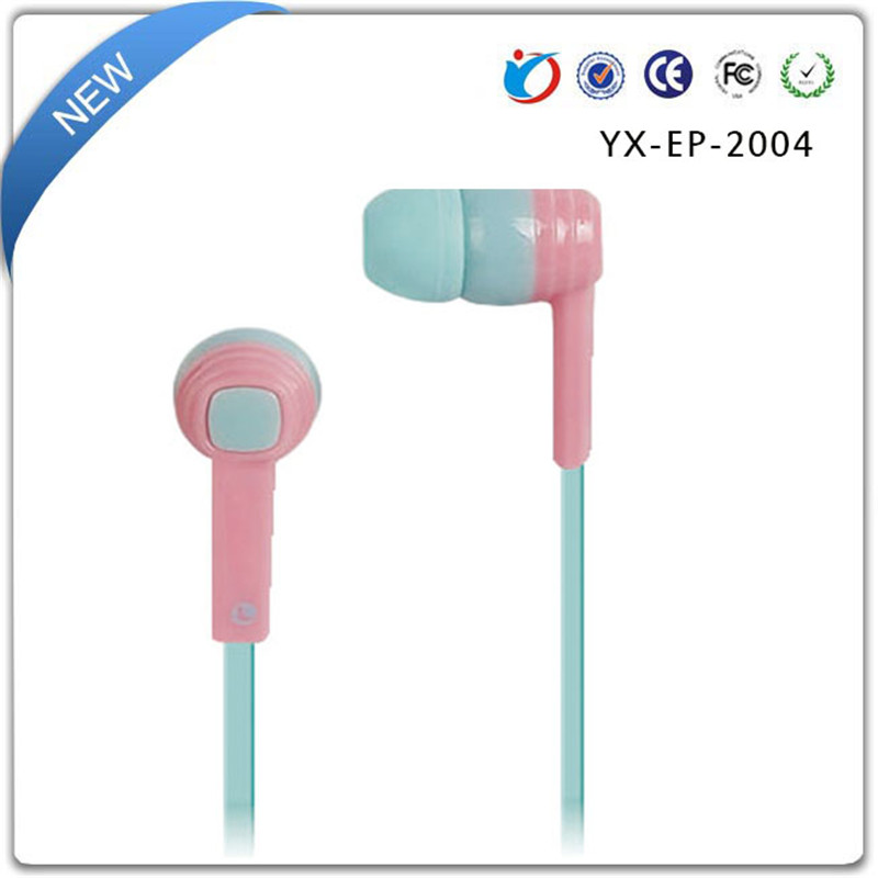 Cheap Price Earbuds in-ear Earphone with holding case