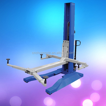 Factory Price Single Post/two Post/ Four Post Removable Car Lift - Buy  Single Post Car Lift,Removable Car Lift,Removable Single Post Car Lift