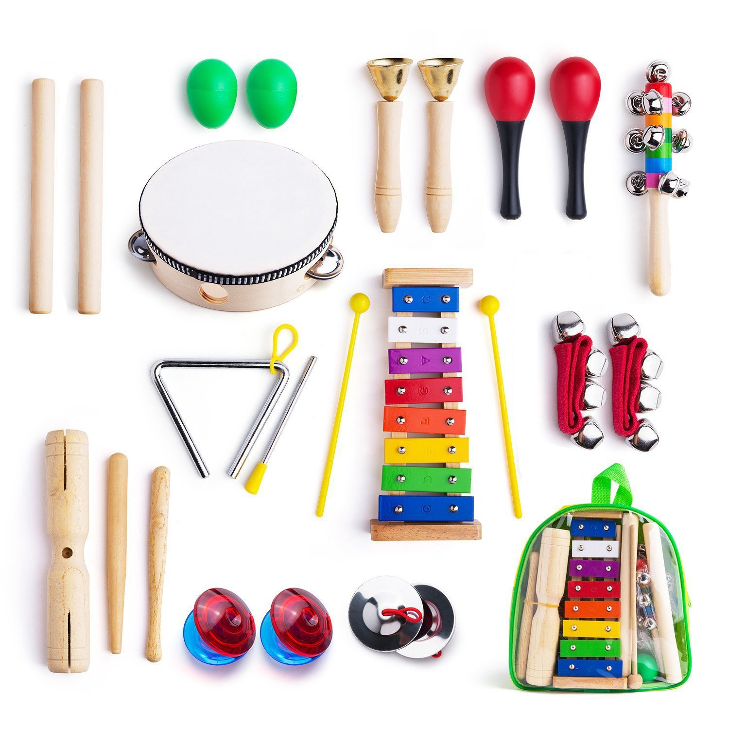 Helpful New Hot Sales A Pack Of 2 Plastic Sand Eggs Shaker Percussion Musical Instruments Toys Early Education For Children Kids Musical Instruments