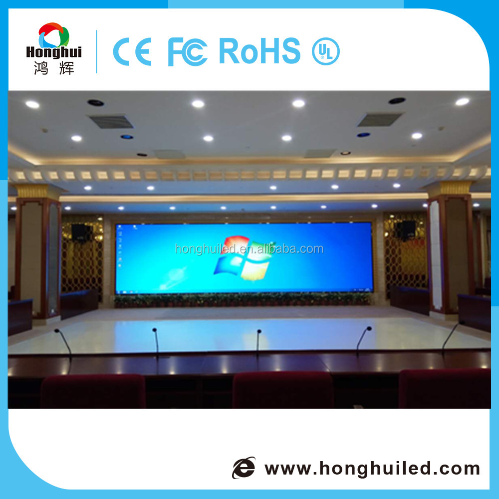 4k hd video led display show nice photo movie P1.5625 led display screen price