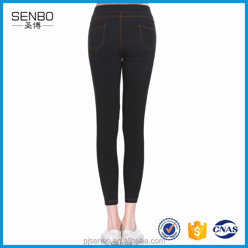 2017 Best Selling Sexy Young GIlrs New Fashion Jeans Pants