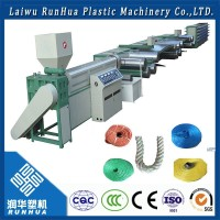 plastic extrusion machines manufacturer rope coiling machine for nylon thread