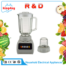 R&D 2 hours replied quickly 2 in 1 glass magic national super blender chopper