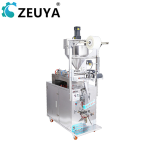 factory price semi automatic 100-1000ml molasses tobacco packing machine mark sensor