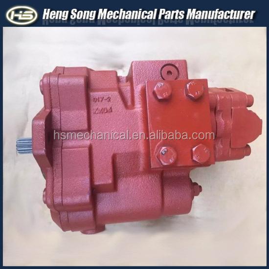 Excavator parts hydraulic pump Kayaba PSVD2-17E piston pump, gear pump in stock