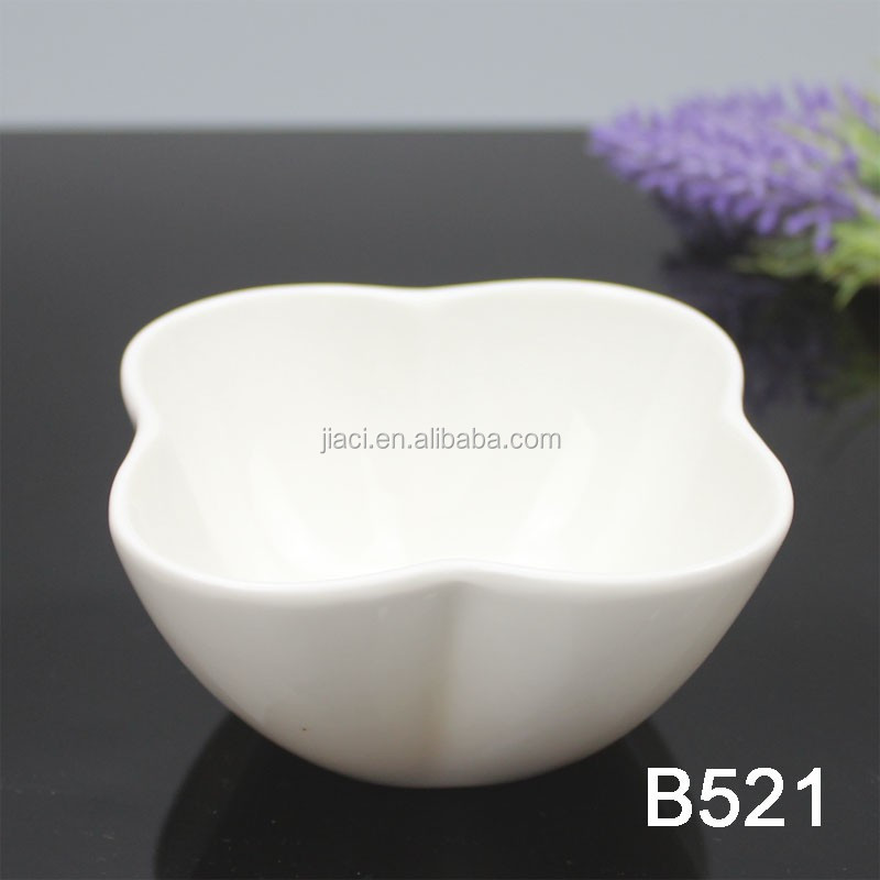 small flower sauce bowl set