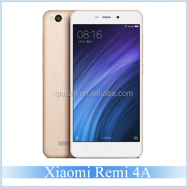 Newest China Mobile Phone 5.0''xiaomi Redmi 4a Snapdragon 425 Quad ...