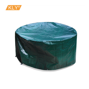 outdoor furniture set table covers round fire pit Table set cover table arm chair