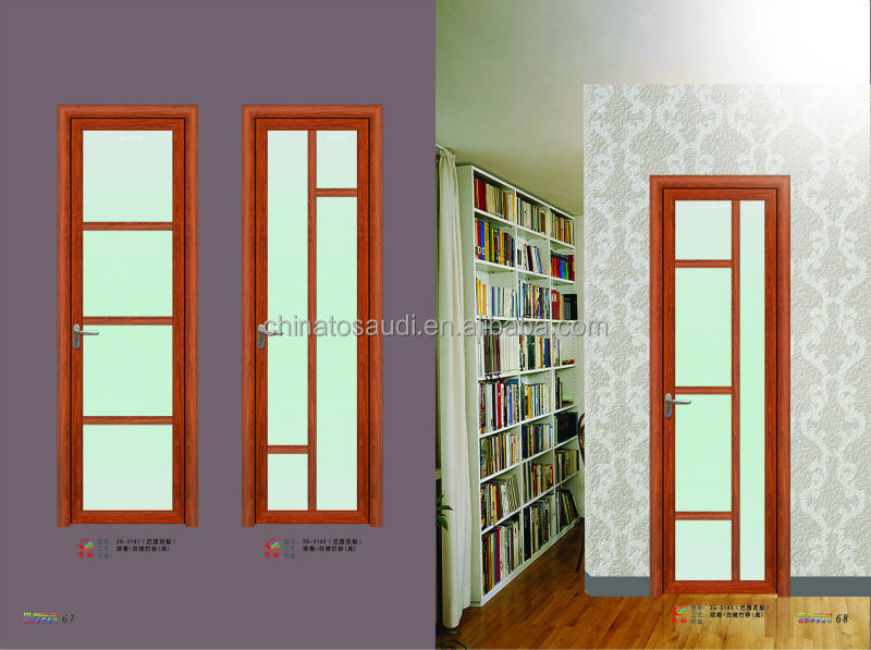 New Design Pictures Aluminum Window And Door With Fly Screen