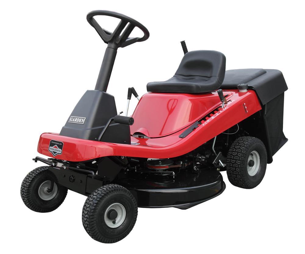 Newest Garden Machine 30 Inch Ride On Lawn Mower Cj30gzzrl150 Riding Mower  With Loncin 344cc Engine - Buy Riding Mower,Ride On Mower,Riding Lawn Mower