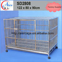 dog box stainless steel dog kennels animal cage
