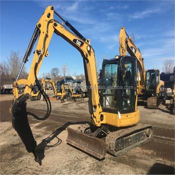 Used Cat 305 Mini Excavator,Used Cat 305 Excavator With Breaker Hammer For  Sale - Buy Hydraulic Hammer Mini Excavator,Cat 307 Excavator,Used Cat Mini