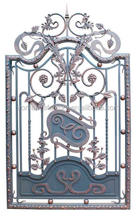 Alibaba China Wholesale For Iron Gate Door Prices /main Gate ...