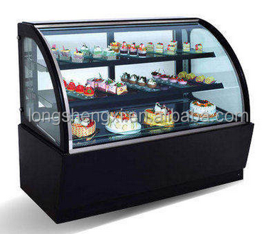 Vertical cake chiller display/cake showcase for sale