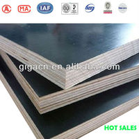 high quality 18mm film coated wood timber made in china factory