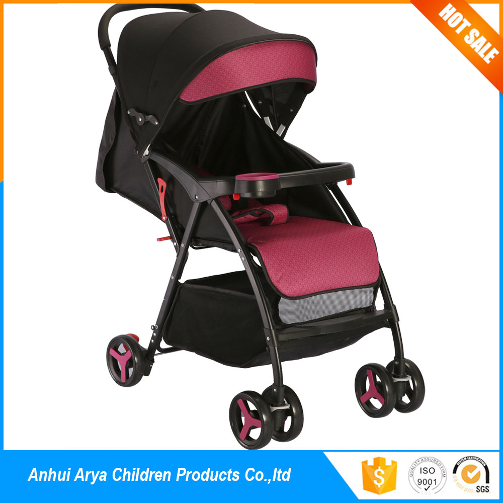 YOYA plus Four Wheels Lightweight wholesale best 3 in 1 luxury high quality twin baby stroller pram Folding Shock Absorbers