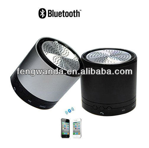 New Style bluetooth speaker microphone for apple iphone ipod