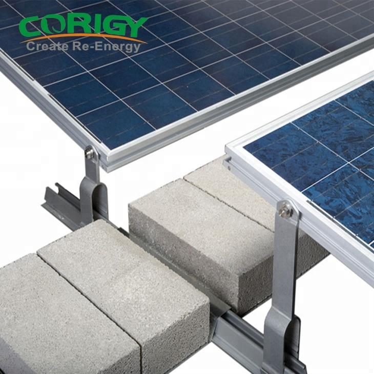 Modern Design Solar Panel Pole Mounting Brackets Flat Roof 10000w - Buy  Solar Mounting Brackets,Solar Panel Pole Mounting Brackets,Solar Flat Roof