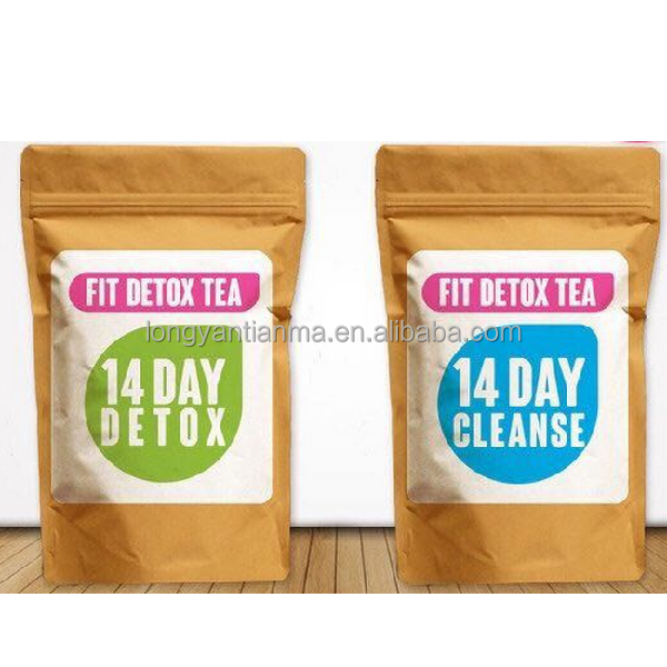 Private label AM TEA 14 Day Detox Tea /Slimming Tea /loss weight